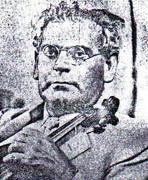 Leo Portnoff, violist en vioolleraar